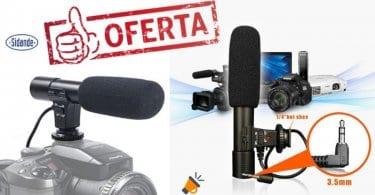oferta Micro%CC%81fono Sidande Mic 01 barato SuperChollos