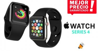 oferta Apple Watch Series 4 44mm barato SuperChollos