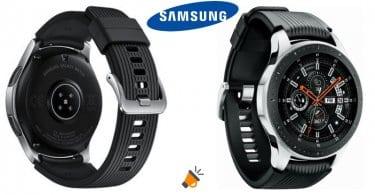 oferta Samsung Galaxy Watch R800 smartwatch barato SuperChollos