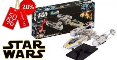 oferta Maqueta Star Wars Rogue One barata SuperChollos