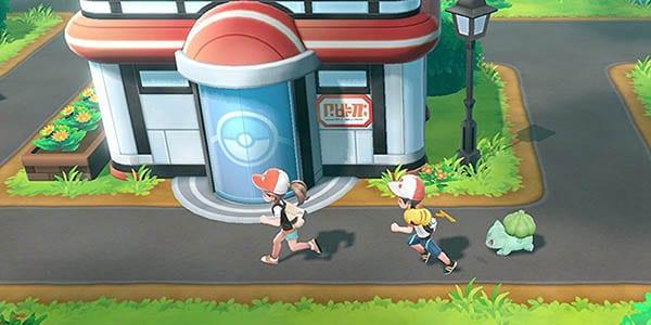 pokemon lets go pikachu evee chollo SuperChollos