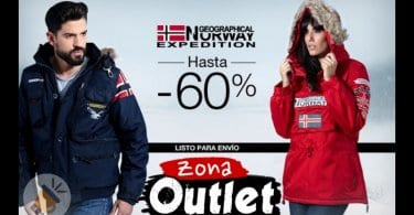 Outlet Geographical Norway SuperChollos