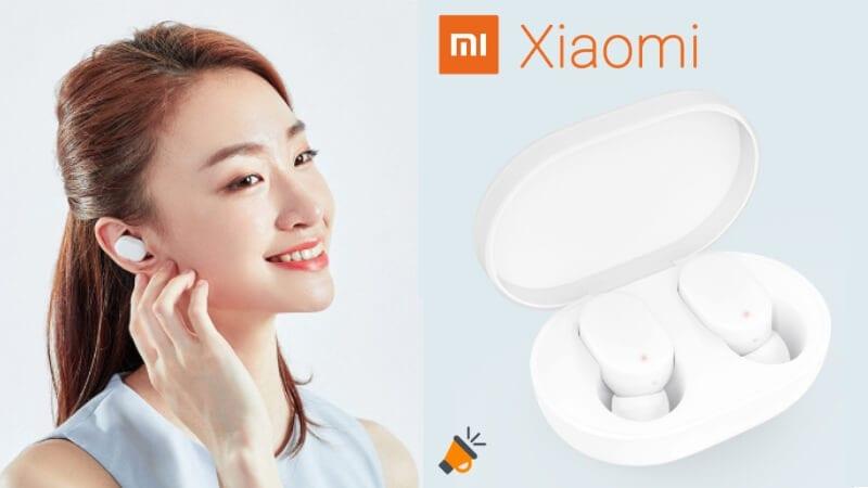 OFERTA Xiaomi AirDots Youth Version AURICULARES BARATOS SuperChollos