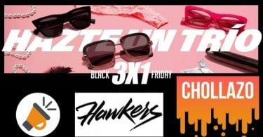 hawkers black friday 3x1 promocion gafas sol baratas superchollos ofertas SuperChollos