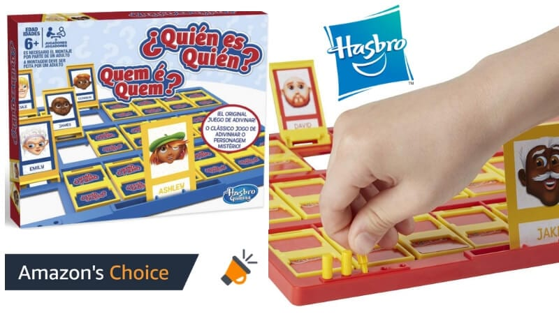 oferta %C2%BFQuie%CC%81n es quie%CC%81n original de Hasbro barato SuperChollos