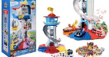 oferta PAW PATROL Torre de vigilancia barata SuperChollos