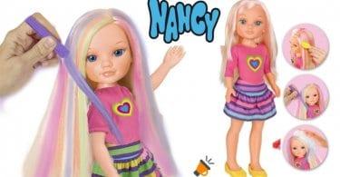 oferta Nancy di%CC%81a Haciendo mechas barata SuperChollos