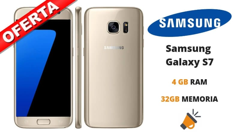 oferta samsung galaxy s7 barato SuperChollos