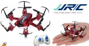 oferta mini drone GoolRC JJRC H20 barato SuperChollos