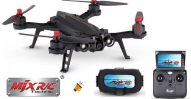 oferta drone Goolsky MJX Bugs 6 con gafas barato SuperChollos