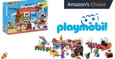 oferta Playmobil Calendario de Adviento 9264 Taller de Navidad barato SuperChollos