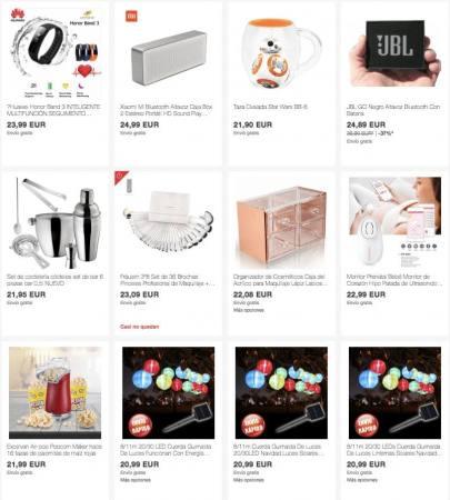 regalos ebay menos de 25 euros SuperChollos