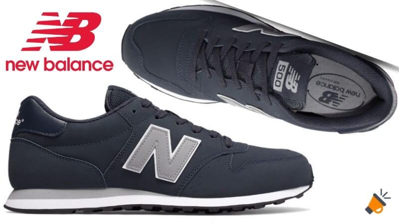 CUPÓN DTO.! Zapatillas New Balance GM500 para hombre por 49,95€