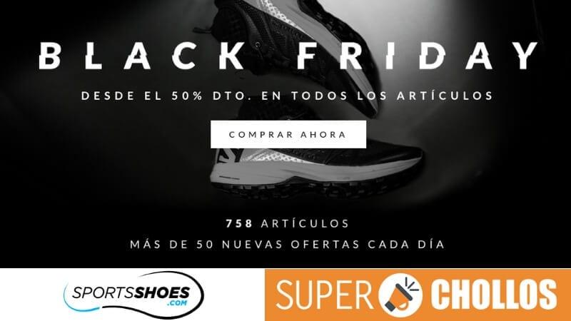 SportShoes Black Friday ofertas superchollos SuperChollos