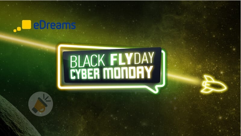 Edreams Black Friday 2018 ofertas vuelos baratos SuperChollos