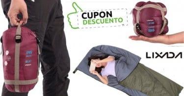 oferta Lixada Saco de Dormir Ultra ligero barato SuperChollos