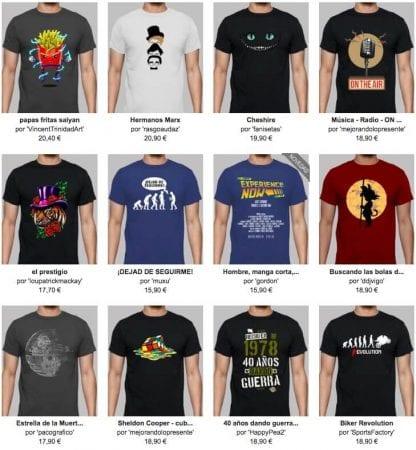 camisetas la tostadora SuperChollos