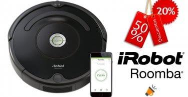 oferta iRobot Roomba 675 barato SuperChollos
