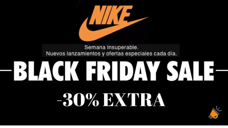Black Friday NIKE SuperChollos
