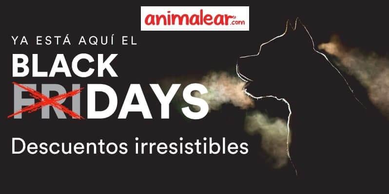 Animalear Black Friday ofertas mascotas SuperChollos