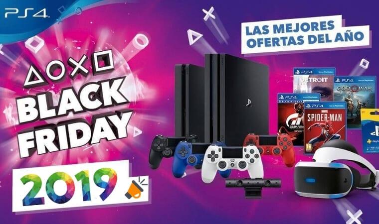juegos ps4 black friday SuperChollos