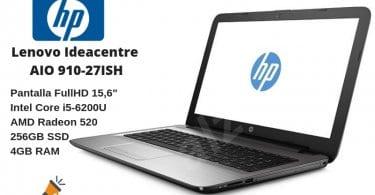 oferta HP 250 G6 1XN34EA barato SuperChollos