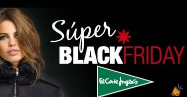 black friday el corte ingles 1 SuperChollos
