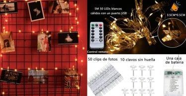 oferta Cadena luces Anpro barata SuperChollos