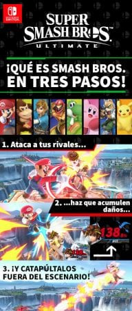 Super Smash Bros en 3 pasos SuperChollos
