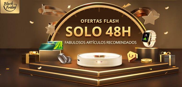 ofertas flash gearbest black friday 2019 SuperChollos