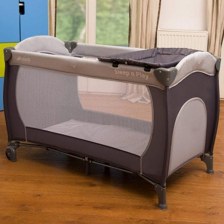 Cuna de viaje Hauck Sleep N Play Center barata SuperChollos