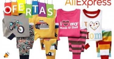 oferta Pijamas infantiles unixex baratos SuperChollos