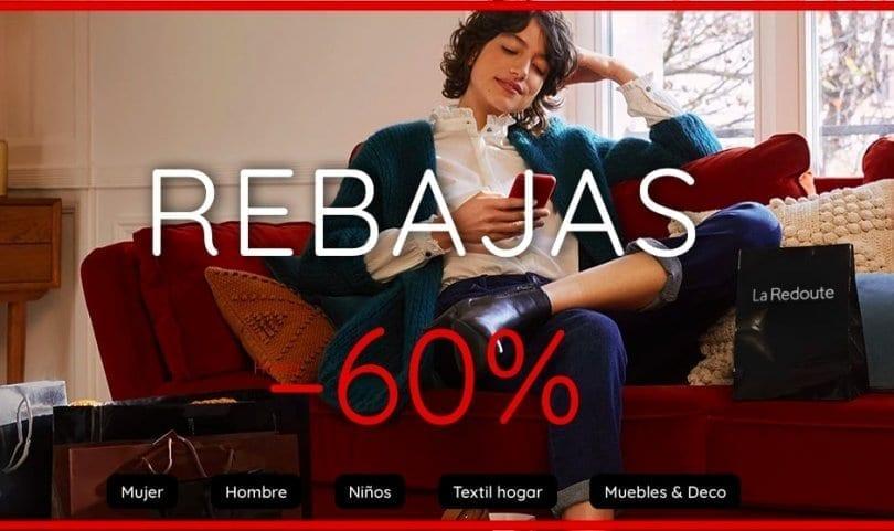 Rebajas 2019 La Redoute ropa barata SuperChollos