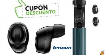 oferta Lenovo Air TWS BT Auriculares inalambricos baratos SuperChollos
