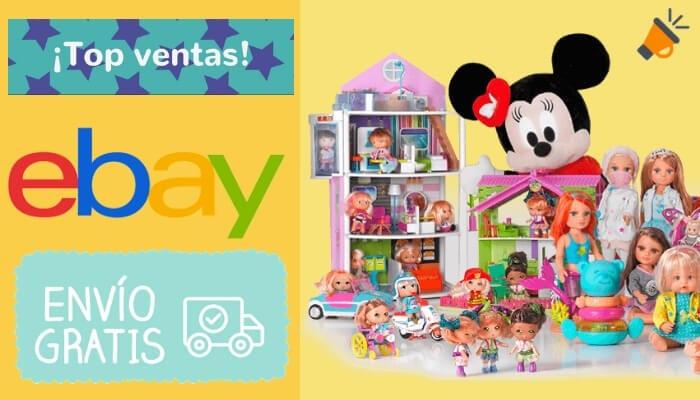 top ventas juguetes ebay SuperChollos
