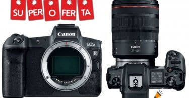 oferta Canon EOS R Ca%CC%81mara Digital barata SuperChollos