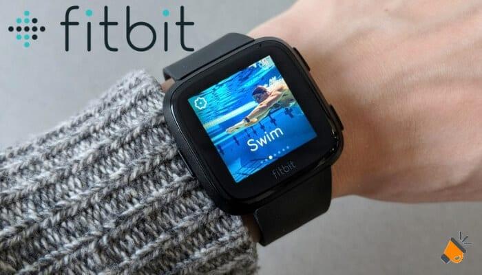 oferta Fitbit Versa Reloj Deportivo barato SuperChollos