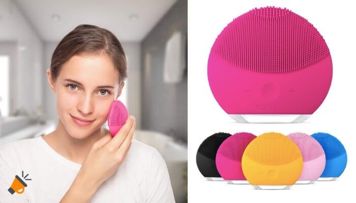 oferta Foreo Luna mini 2 Cepillo limpiador facial barato SuperChollos