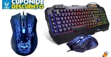 oferta teclado y raton havist barato SuperChollos
