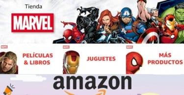 tienda marvel amazon SuperChollos