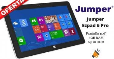 oferta Jumper Ezpad 6 Pro barata SuperChollos