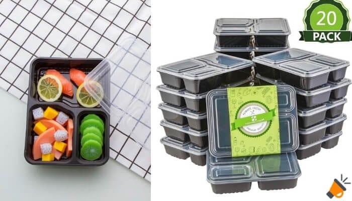oferta pack 20 tupperware homelody baratos SuperChollos