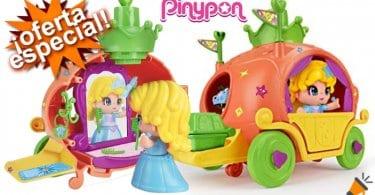 oferta Carroza de Cenicienta de Pinypon barata SuperChollos