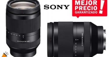 OFERTA Sony SEL24240 Objetivo BARATo SuperChollos