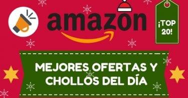 mejores ofertas del dia amazon especial navidad SuperChollos