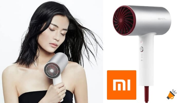 oferta xiaomi SOOCAS H3 secador de pelo barato SuperChollos