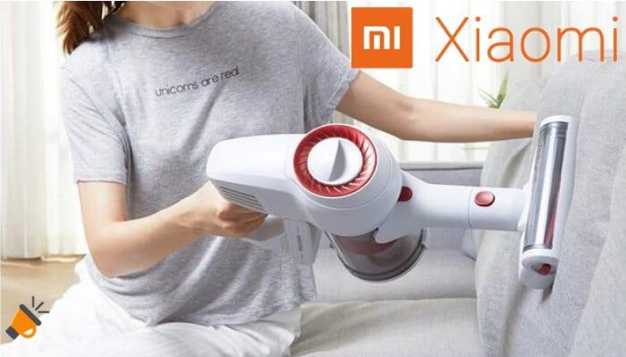 oferta Xiaomi Jimmy Dust Mite aspirador barato SuperChollos