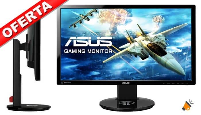 oferta ASUS VG248QE Monitor gaming barato SuperChollos