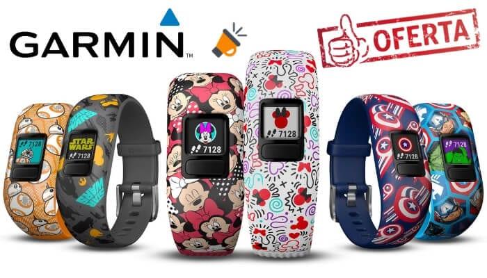 oferta Garmin Vi%CC%81vofit Jr. 2 Monitor de actividad para nin%CC%83os barato SuperChollos