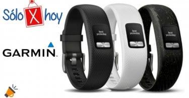oferta Garmin Vivofit 4 pulsera de actividad barata SuperChollos